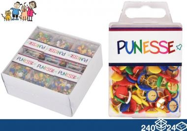 Punesse color 70 pz in box 240/24