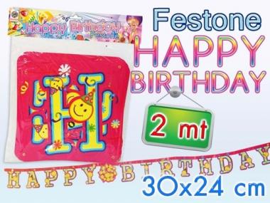 Festone Happy art.675147