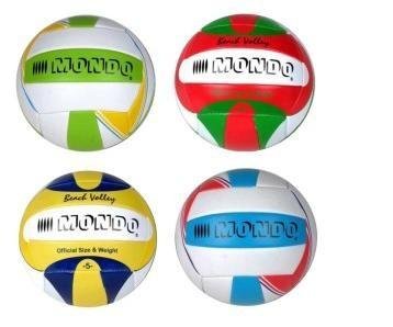 Pallone Beach Volley Fantasia Cuoio