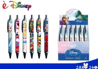 Disney penna clip in expo 288/24 assortito
