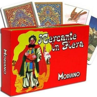 Carte Mercante in fiera 250