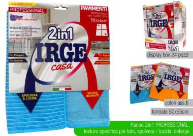 Panno Irge Professional 2in1 50*55 cm